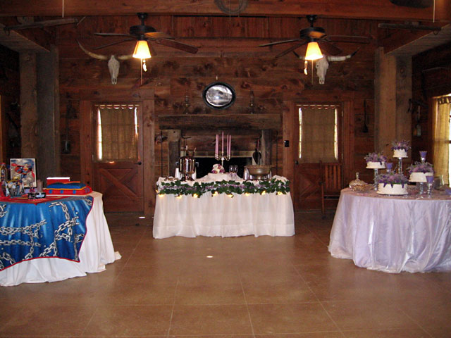 The Barn - Rustic Weddings, Group Events - Indian Springs ...