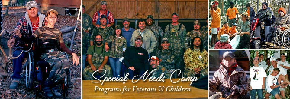 Special Needs Camps