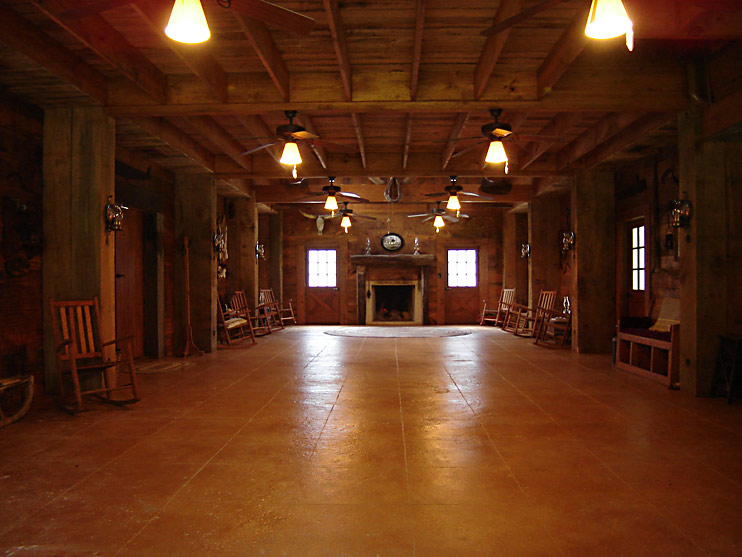 The Barn Rustic Weddings Group Events Indian Springs Camp Southeast Texas